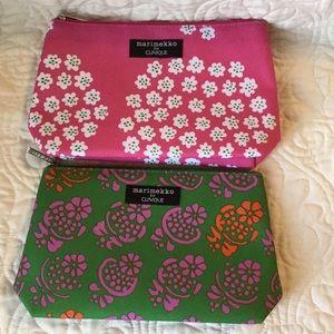 Marimekko for CLINIQUE Cosmetics Bags